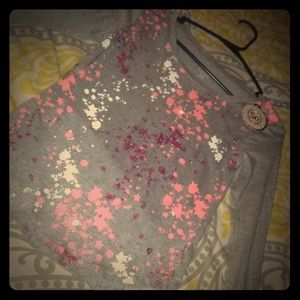 Other - Spotted long sleeve shirt